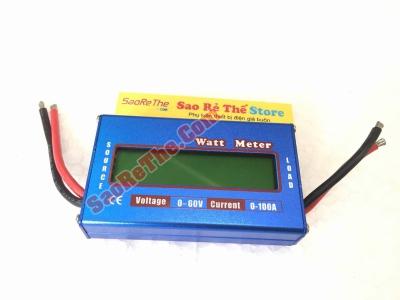 Watt Meter Đo Điện 1 Chiều DC 4-60V
