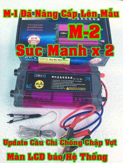 Kích Cá M-2 Bản Nâng Cấp